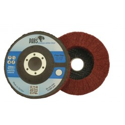 115x22mm Flap Disk (SCH) Elyaf Skoç ve Kombi Zımpara PARS