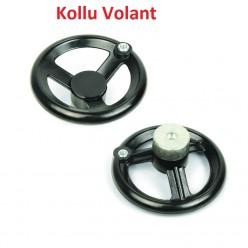 Döner Çark Kolu Bakalit-Alüminyum Volant Direksiyon Kol