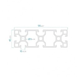 45x135 Sigma Profil