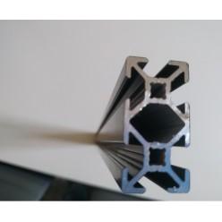 30x60 Sigma Profil Siyah 8 Kanal